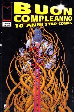 Copertina BUON COMPLEANNO STAR COMICS n.1 - BUON COMPLEANNO STAR COMICS, STAR COMICS