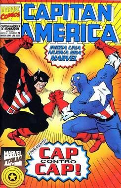 Copertina CAPITAN AMERICA n.76 - CAPITAN AMERICA, STAR COMICS