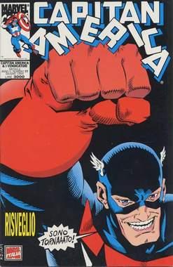 Copertina CAPITAN AMERICA n.77 - CAPITAN AMERICA, STAR COMICS