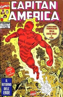 Copertina CAPITAN AMERICA n.78 - CAPITAN AMERICA, STAR COMICS
