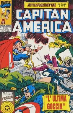Copertina CAPITAN AMERICA n.79 - CAPITAN AMERICA, STAR COMICS