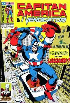 STAR COMICS - CAPITAN AMERICA & I VENDICATORI