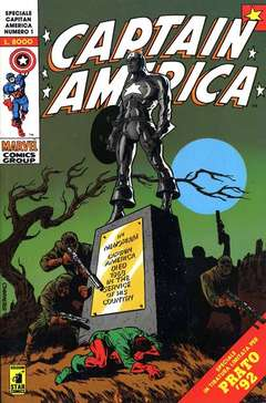 Copertina CAPITAN AMERICA SPECIALE n.1 - CAPITAN AMERICA SPECIALE 1, PRATO 92, STAR COMICS