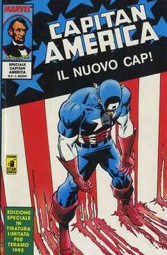 Copertina CAPITAN AMERICA SPECIALE n.2 - CAPITAN AMERICA SPECIALE 2, TERAMO 93, STAR COMICS