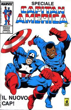 STAR COMICS - CAPITAN AMERICA SPECIALI