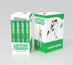 Copertina CAPITAN TSUBASA COLLECTION m5 n.2 - Cofanetto + 5/8, STAR COMICS