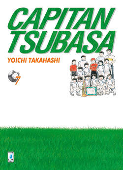 Copertina CAPITAN TSUBASA NEW EDITION n.7 - CAPITAN TSUBASA NEW EDITION (m21), STAR COMICS