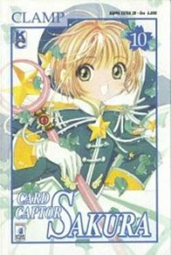Copertina CARD CAPTOR SAKURA n.10 - CARD CAPTOR SAKURA 10, STAR COMICS