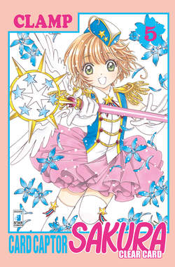 Copertina CARD CAPTOR SAKURA - CLEAR CARD n.5 - CARD CAPTOR SAKURA CLEAR CARD 5, STAR COMICS
