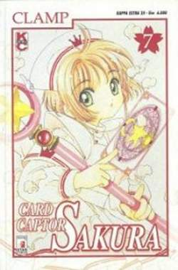 Copertina CARD CAPTOR SAKURA n.7 - CARD CAPTOR SAKURA 7, STAR COMICS