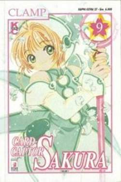 Copertina CARD CAPTOR SAKURA n.9 - CARD CAPTOR SAKURA 9, STAR COMICS
