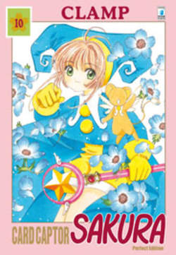 Copertina CARD CAPTOR SAKURA PERFECT EDITION n.10 - CARD CAPTOR SAKURA PERFECT EDITION 10 (m12), STAR COMICS