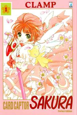 Copertina CARD CAPTOR SAKURA PERFECT EDITION n.1 - CARD CAPTOR SAKURA PERFECT EDITION, STAR COMICS