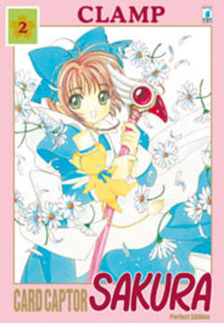 Copertina CARD CAPTOR SAKURA PERFECT EDITION n.2 - CARD CAPTOR SAKURA PERFECT EDITION 2 (m12), STAR COMICS