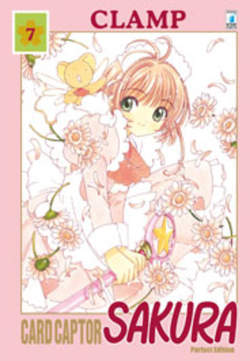 Copertina CARD CAPTOR SAKURA PERFECT EDITION n.7 - CARD CAPTOR SAKURA PERFECT EDITION 7, STAR COMICS