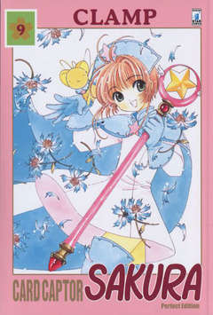 Copertina CARD CAPTOR SAKURA PERFECT EDITION n.9 - CARD CAPTOR SAKURA PERFECT EDITION 9, STAR COMICS