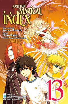 Copertina CERTAIN MAGICAL INDEX n.13 - CERTAIN MAGICAL INDEX       13, STAR COMICS
