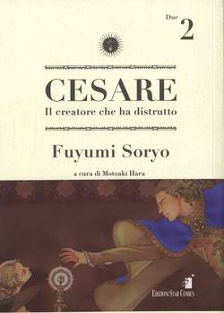 Copertina CESARE n.2 - CESARE 2, STAR COMICS
