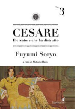 Copertina CESARE n.3 - CESARE 3, STAR COMICS