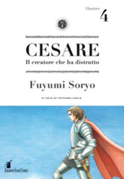 Copertina CESARE n.4 - CESARE 4, STAR COMICS