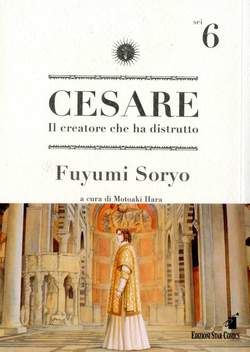 Copertina CESARE n.6 - CESARE 6, STAR COMICS