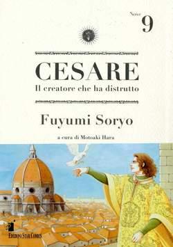 Copertina CESARE n.9 - CESARE 9, STAR COMICS