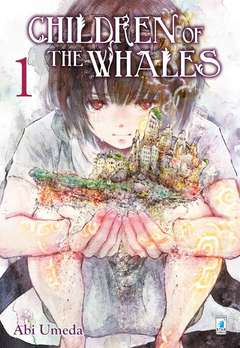 Copertina CHILDREN OF THE WHALES (m8) n.1 - CHILDREN OF THE WHALES, STAR COMICS
