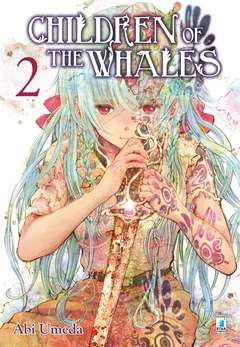 Copertina CHILDREN OF THE WHALES (m8) n.2 - CHILDREN OF THE WHALES, STAR COMICS