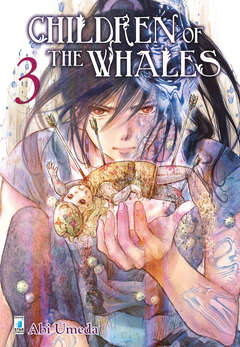 Copertina CHILDREN OF THE WHALES (m8) n.3 - CHILDREN OF THE WHALES, STAR COMICS