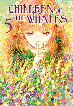 Copertina CHILDREN OF THE WHALES (m8) n.5 - CHILDREN OF THE WHALES, STAR COMICS
