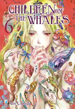 Copertina CHILDREN OF THE WHALES (m8) n.6 - CHILDREN OF THE WHALES, STAR COMICS