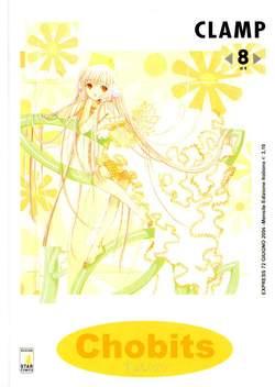 Copertina CHOBITS n.8 - CHOBITS 8, STAR COMICS
