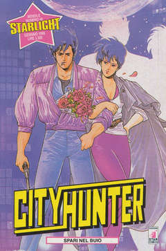 Copertina CITY HUNTER n.1 - CITY HUNTER 1, STAR COMICS