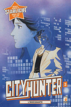 Copertina CITY HUNTER n.3 - CITY HUNTER 3, STAR COMICS