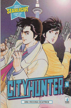 Copertina CITY HUNTER n.6 - CITY HUNTER 6, STAR COMICS