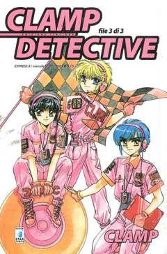 Copertina CLAMP DETECTIVE n.3 - CLAMP DETECTIVE 3, STAR COMICS