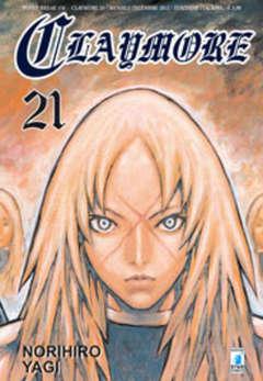 Copertina CLAYMORE n.21 - CLAYMORE 21, STAR COMICS
