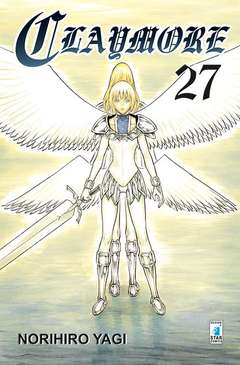Copertina CLAYMORE n.27 - CLAYMORE 27 (m27), STAR COMICS