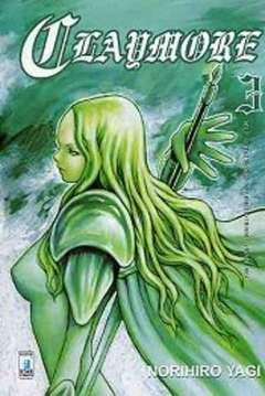 Copertina CLAYMORE n.3 - CLAYMORE 3, STAR COMICS