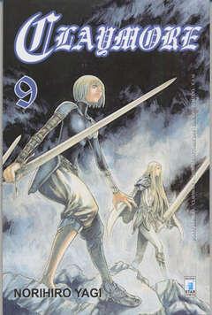 Copertina CLAYMORE n.9 - CLAYMORE 9, STAR COMICS