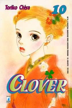 Copertina CLOVER n.10 - CLOVER, STAR COMICS