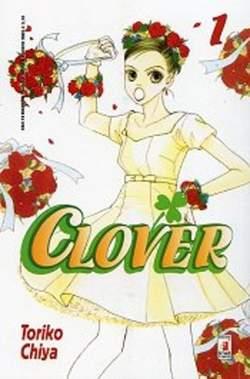 Copertina CLOVER n.1 - CLOVER, STAR COMICS