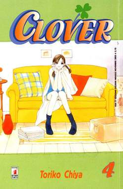 Copertina CLOVER n.4 - CLOVER, STAR COMICS