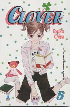 Copertina CLOVER n.5 - CLOVER, STAR COMICS