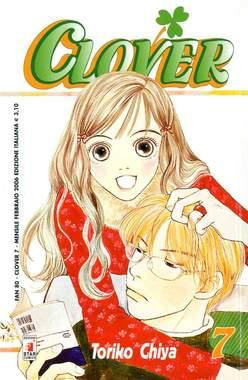 Copertina CLOVER n.7 - CLOVER, STAR COMICS