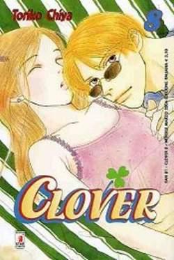 Copertina CLOVER n.8 - CLOVER, STAR COMICS