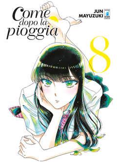 Copertina COME DOPO LA PIOGGIA (m10) n.8 - COME DOPO LA PIOGGIA, STAR COMICS