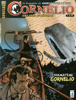Copertina CORNELIO n. - CHIAMATEMI CORNELIO, STAR COMICS