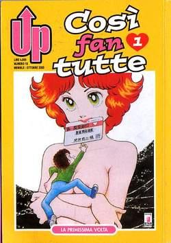 Copertina COSI FAN TUTTE n.1 - COSI' FAN TUTTE 1, STAR COMICS