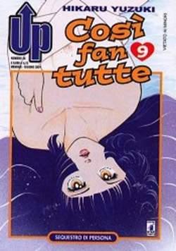 Copertina COSI FAN TUTTE n.9 - COSI FAN TUTTE, STAR COMICS
